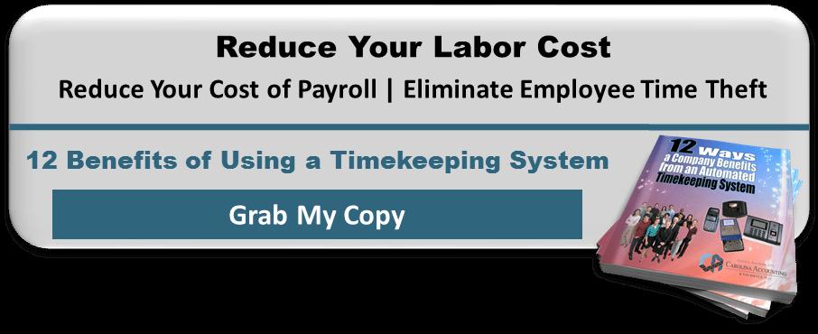 CTA Timekeeping 12 Benefits
