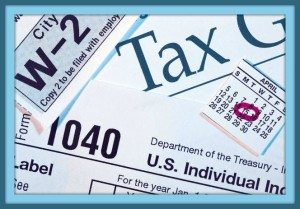 image-personal tax preparation-1040-W2