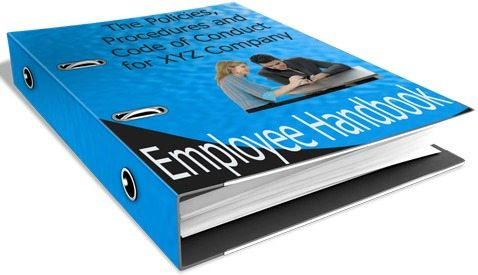 how to create an employee handbook