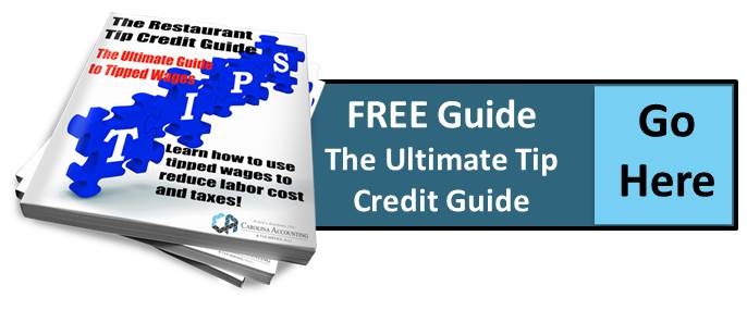 Restaurant Tips Ultimate Tip Credit Guide Image